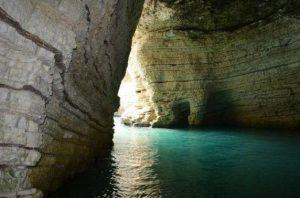 grotte marine - vieste