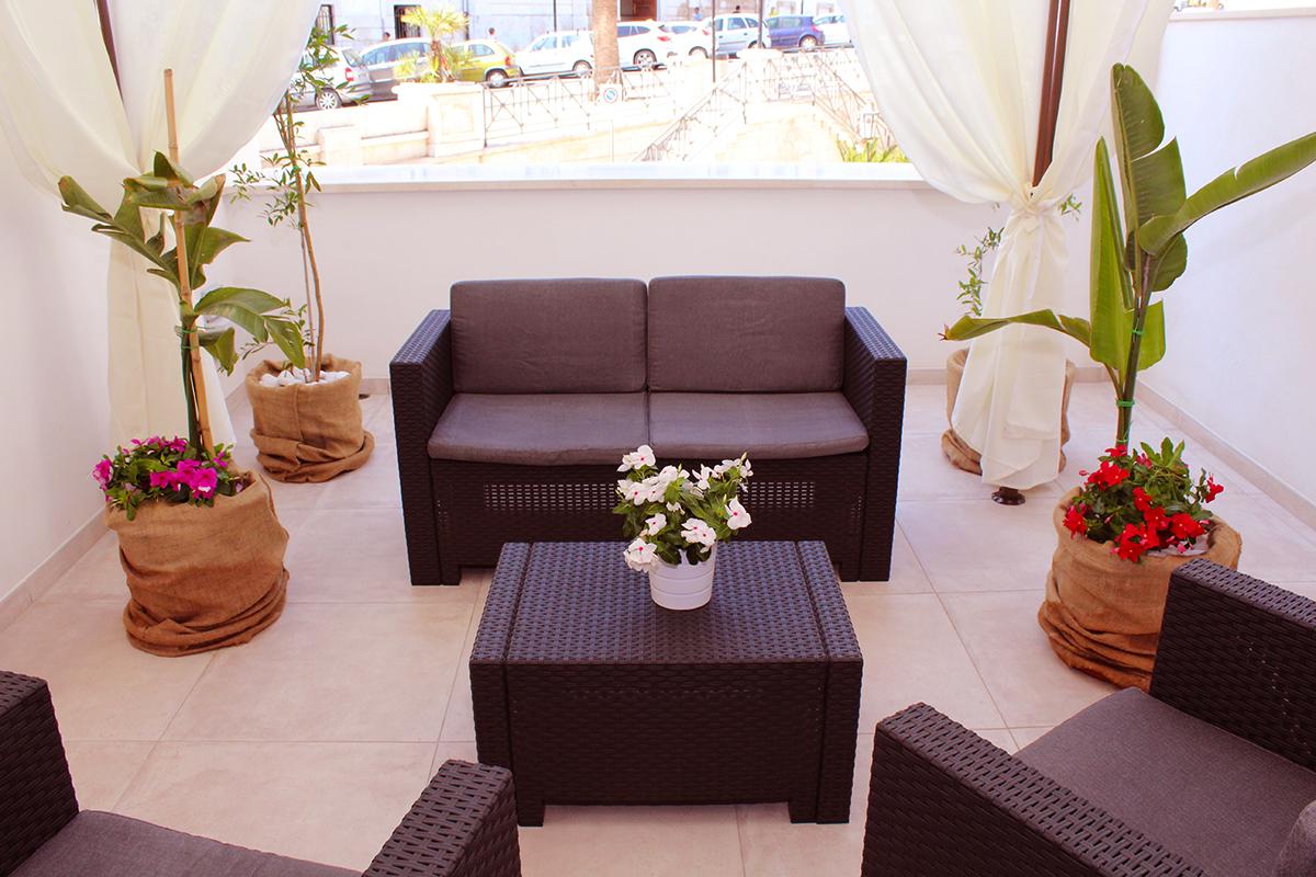 veranda2 - suite in centro